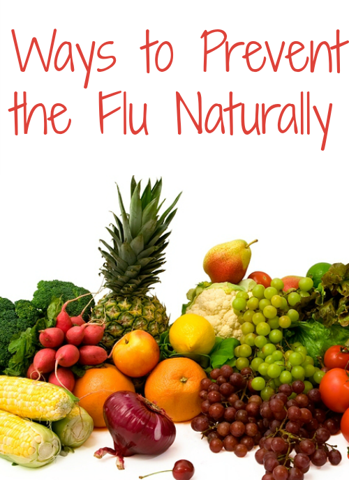 13 Ways to Prevent the Flu Naturally