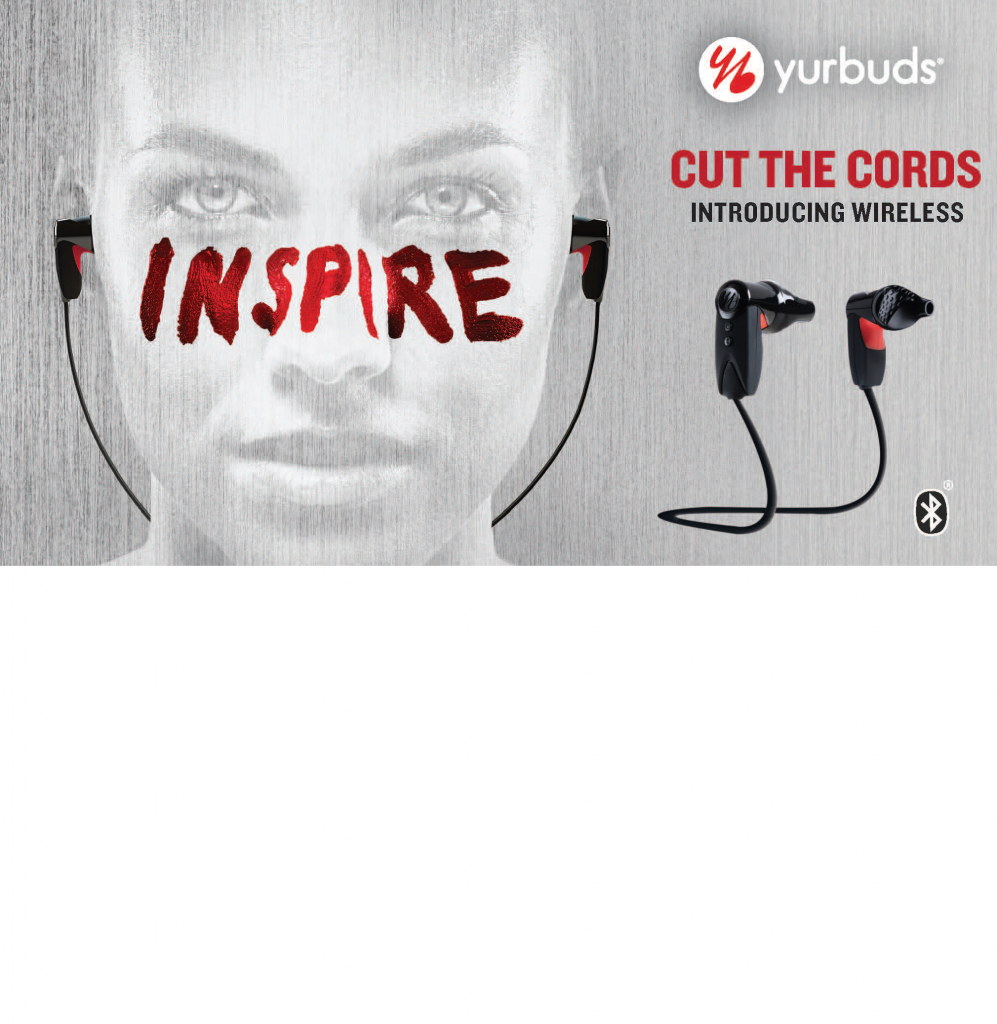 yurbuds Songs To Get You Moving