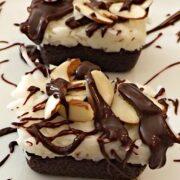 Almond Joy Brownie Bites Recipe