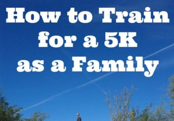 How to Train for a 5K as a Family