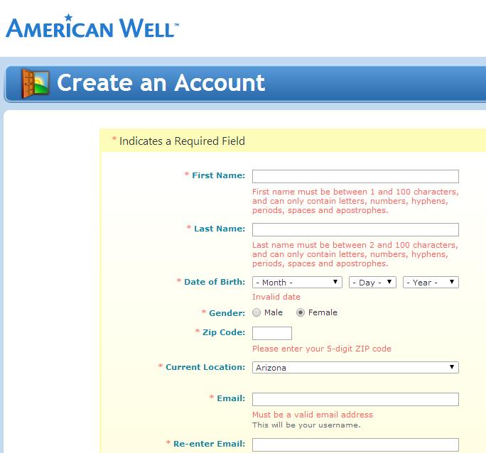 #AmericanWell