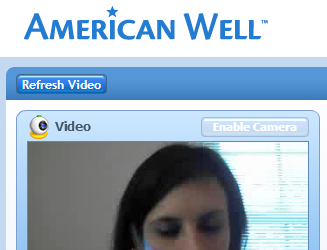 Nutritionist Visit with American Well