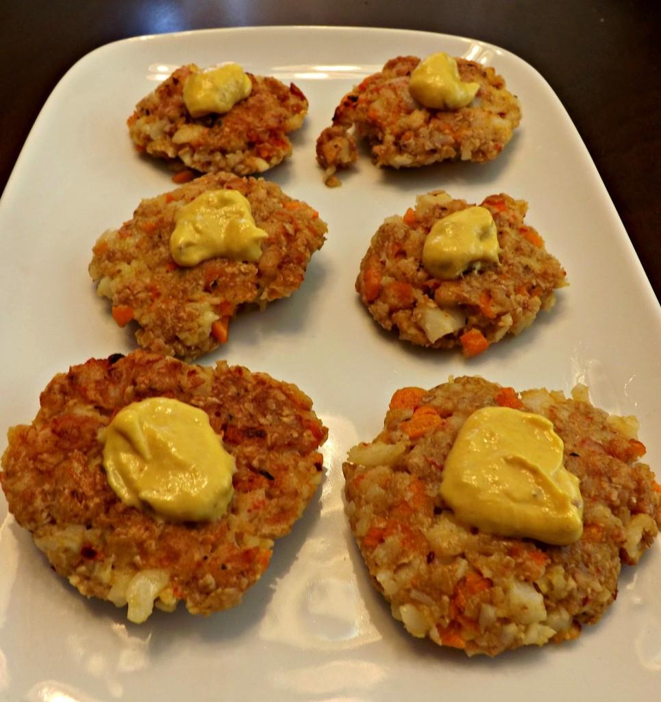 crab cakes gluten free dairy free