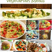 Vegetarian Meal Plan for the Year