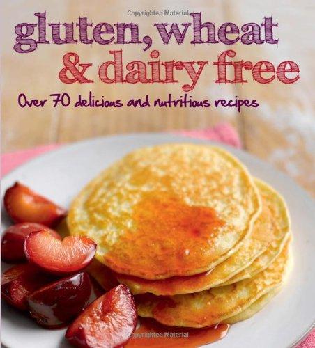 Gluten Free Meal Plan Week 3