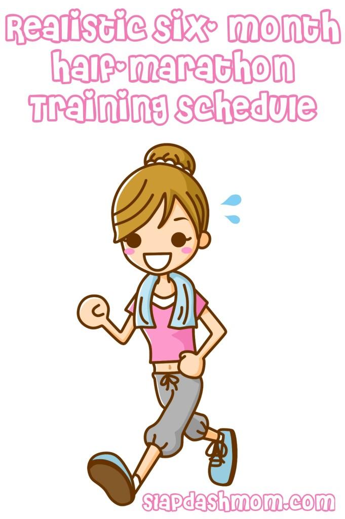6 Month Half Marathon Training Schedule