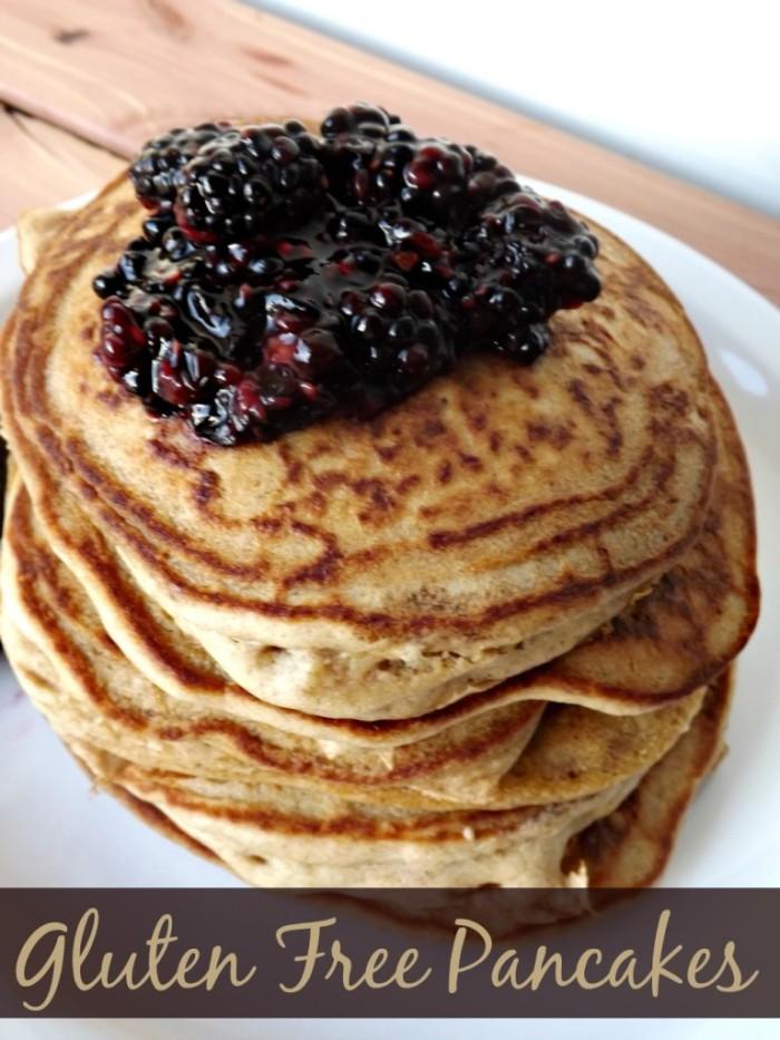 Gluten Free Pancakes #beyondLI #MC #sponsored