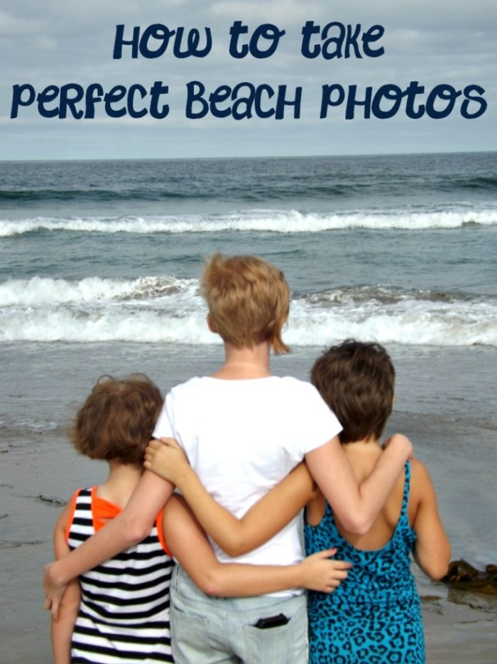 How to Take Perfect Beach Photos