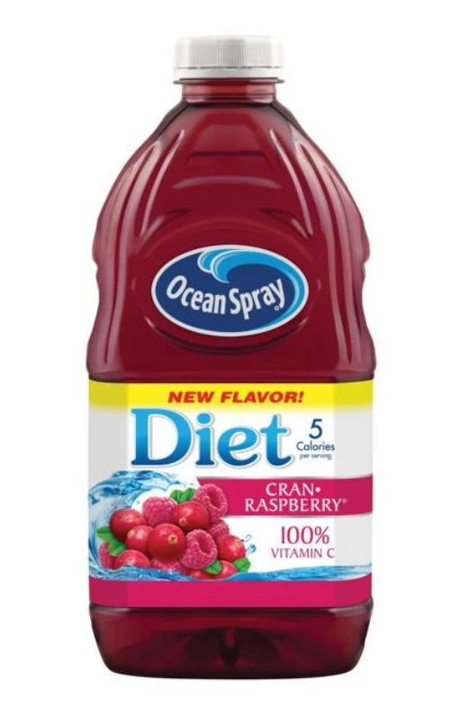 Diet Cranberry Juice