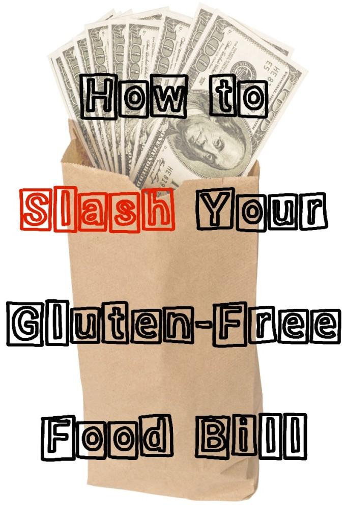 Ways to Save Money on Gluten Free Food