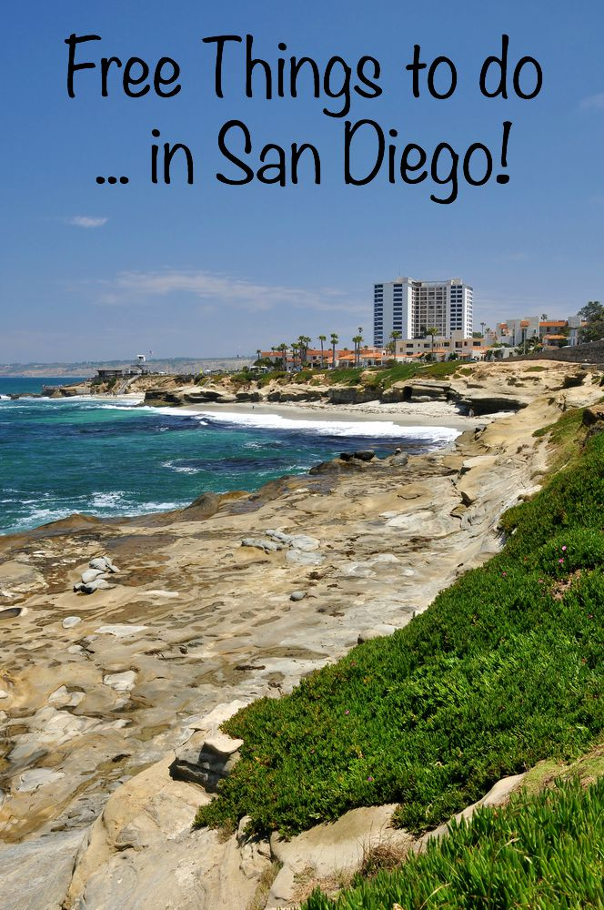 10 Free Things to do in San Diego