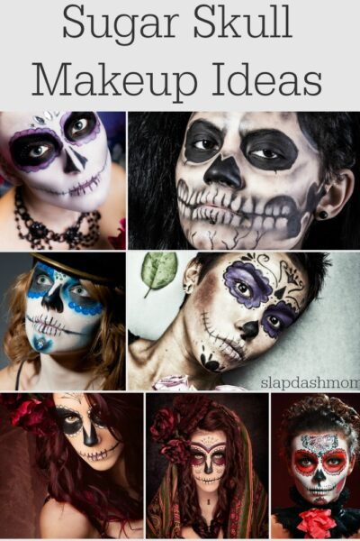 Sugar Skull Makeup Ideas