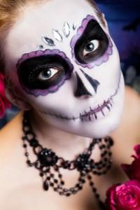 Sugar Skull MakeupTutorials