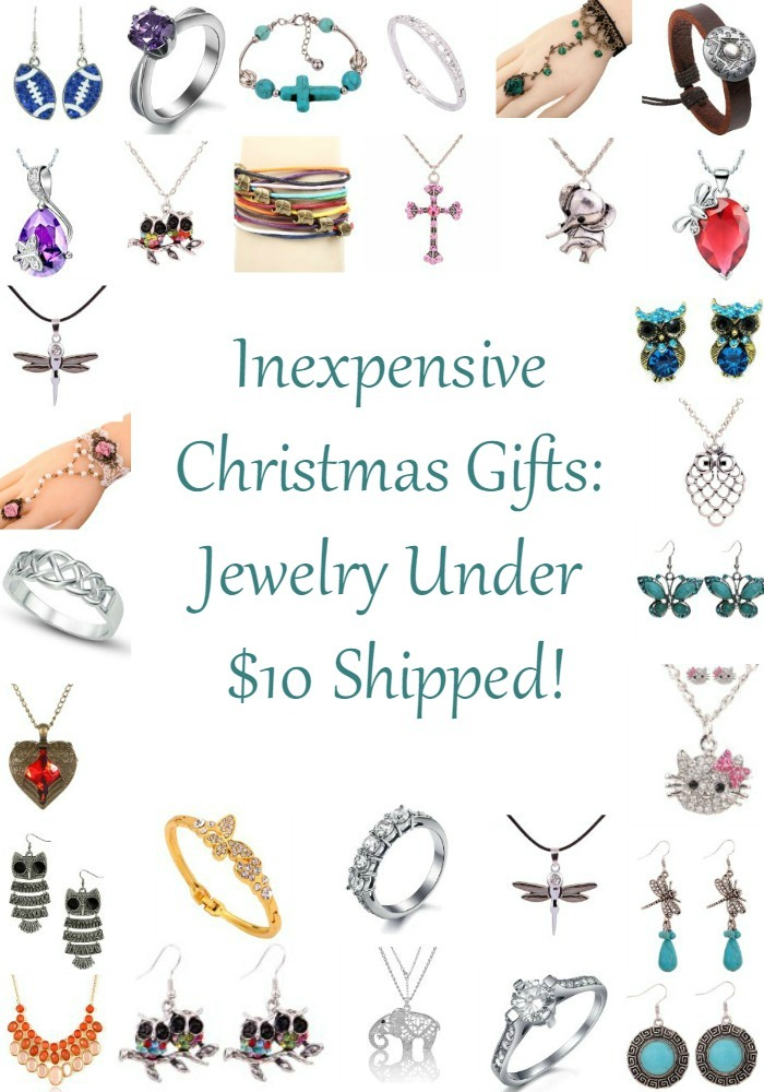 Jewelry Items for Under $10