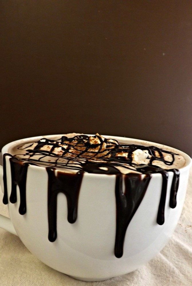 mexican hot chocolate fresh & easy
