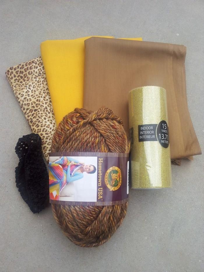DIY Fabric Tutu