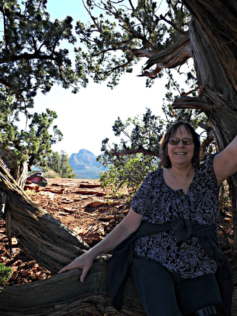 October Sedona Trip With My Mom