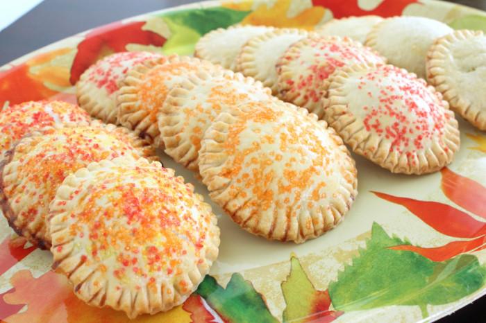 Gluten Free Pumpkin Hand Pies
