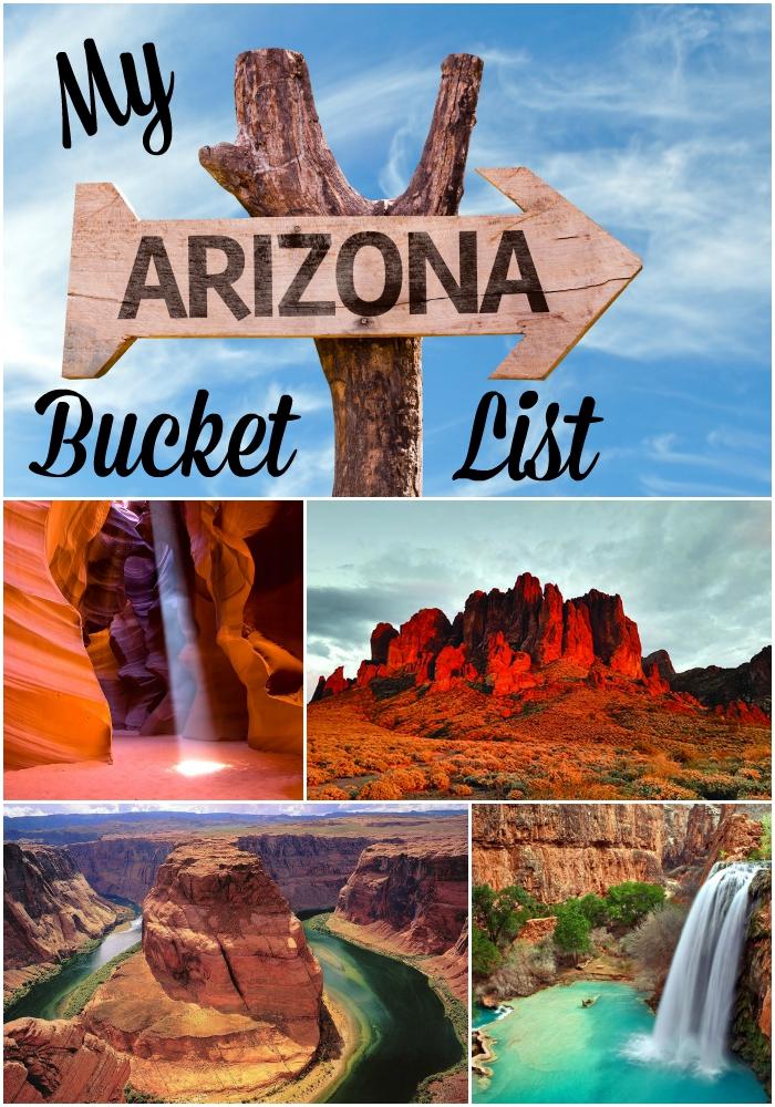 arizona bucket list
