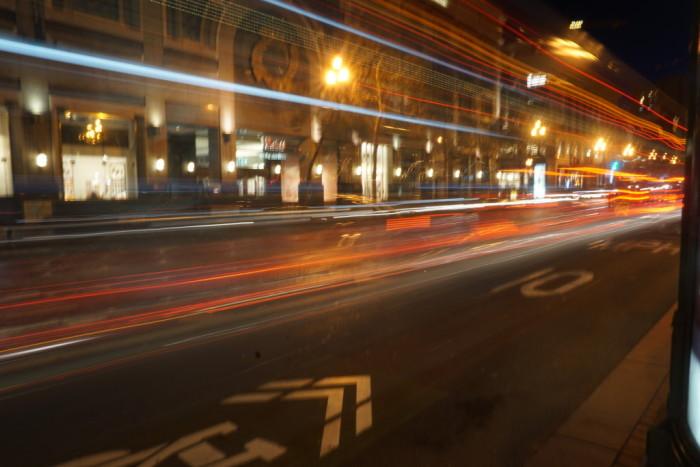 blur motion shutter speed