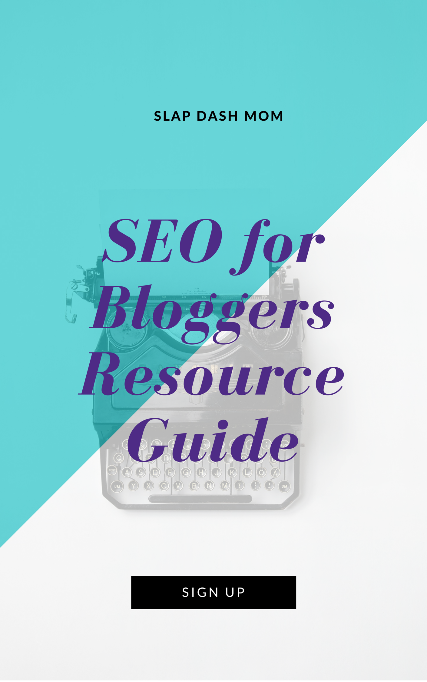 SEO for Bloggers – FREE Resource Guide