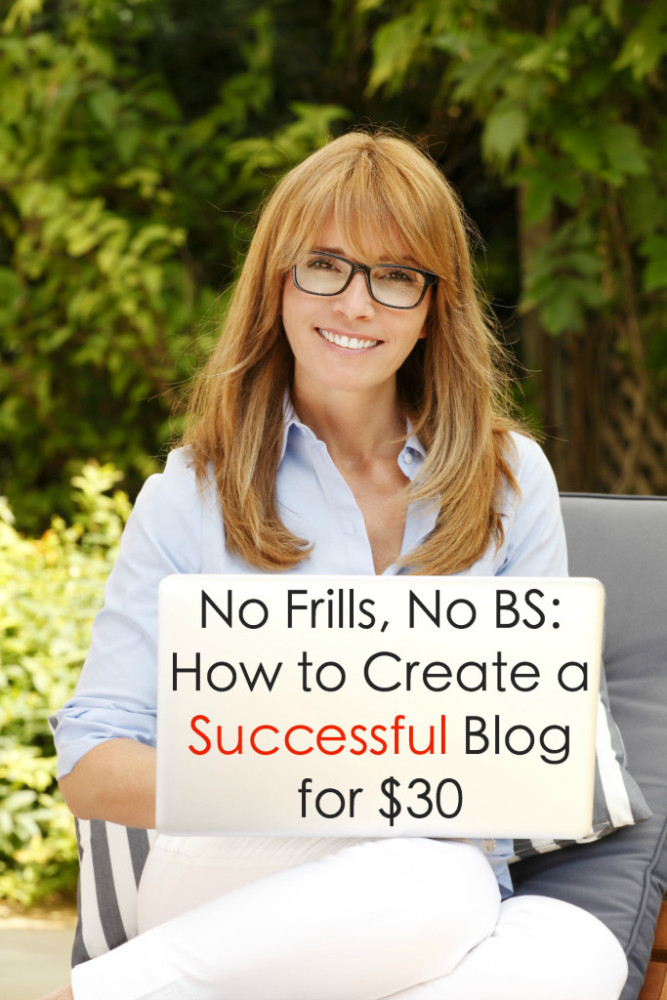 How to Create a Successful Blog For $30