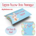 FREE Printable Easter Treat Box