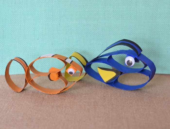 Finding Nemo Craft
