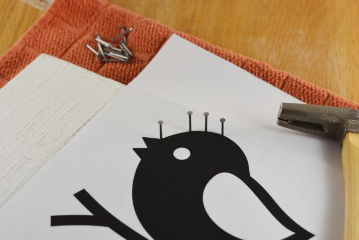 string art project idea