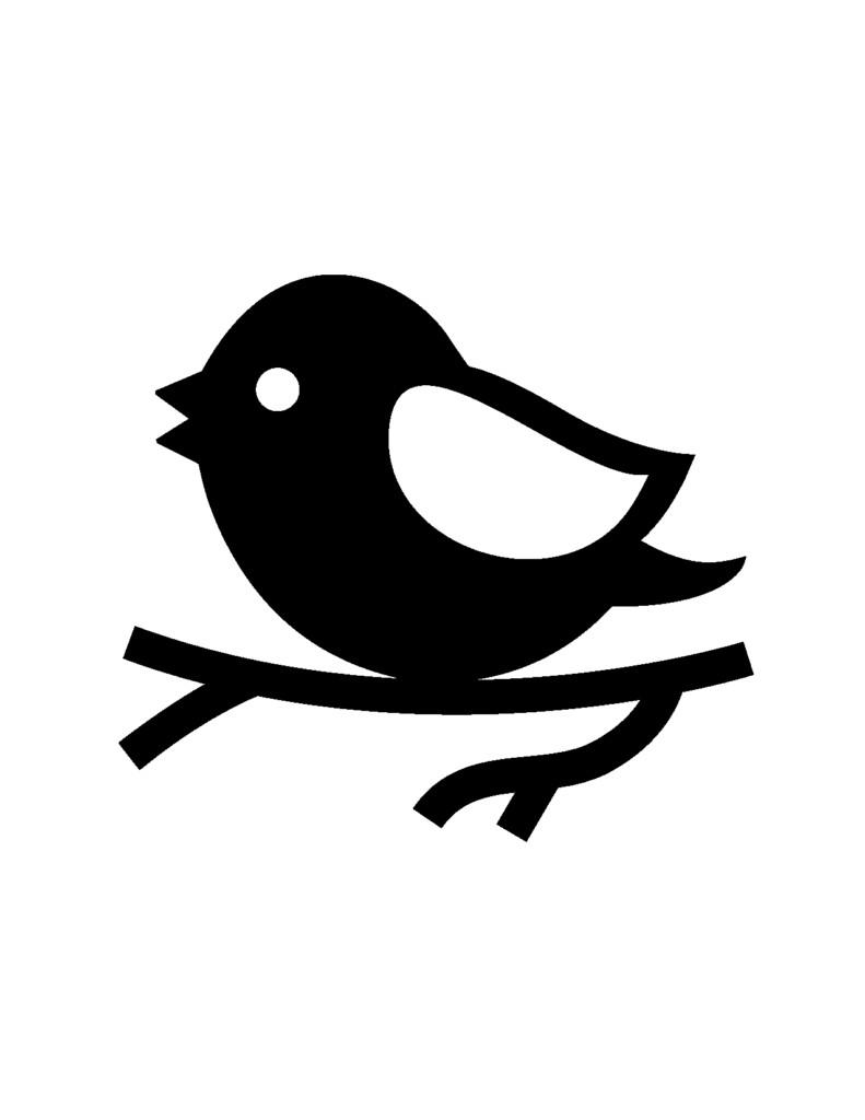 DIY Bird String Art