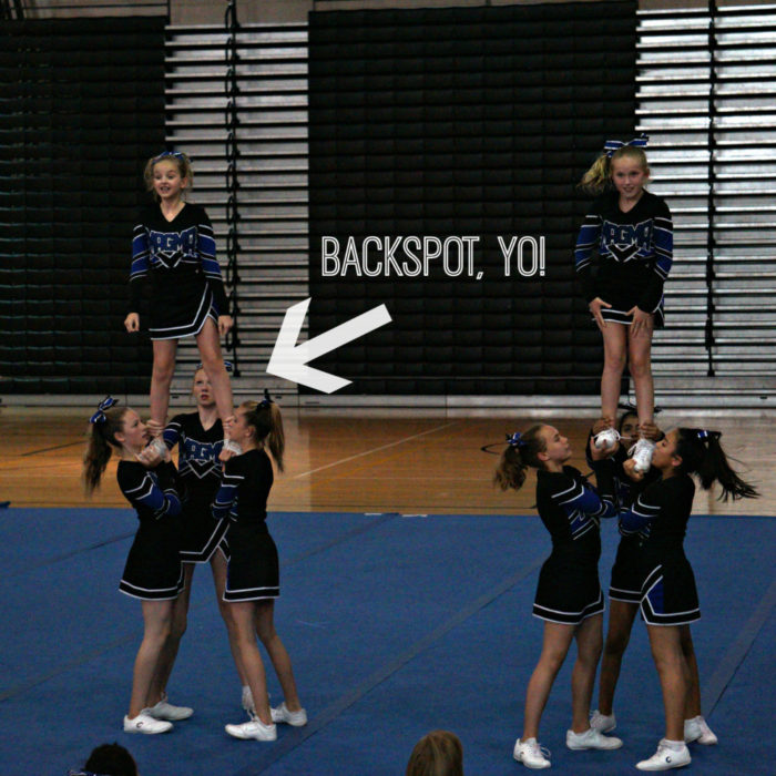 magma ranch k8 cheer competition