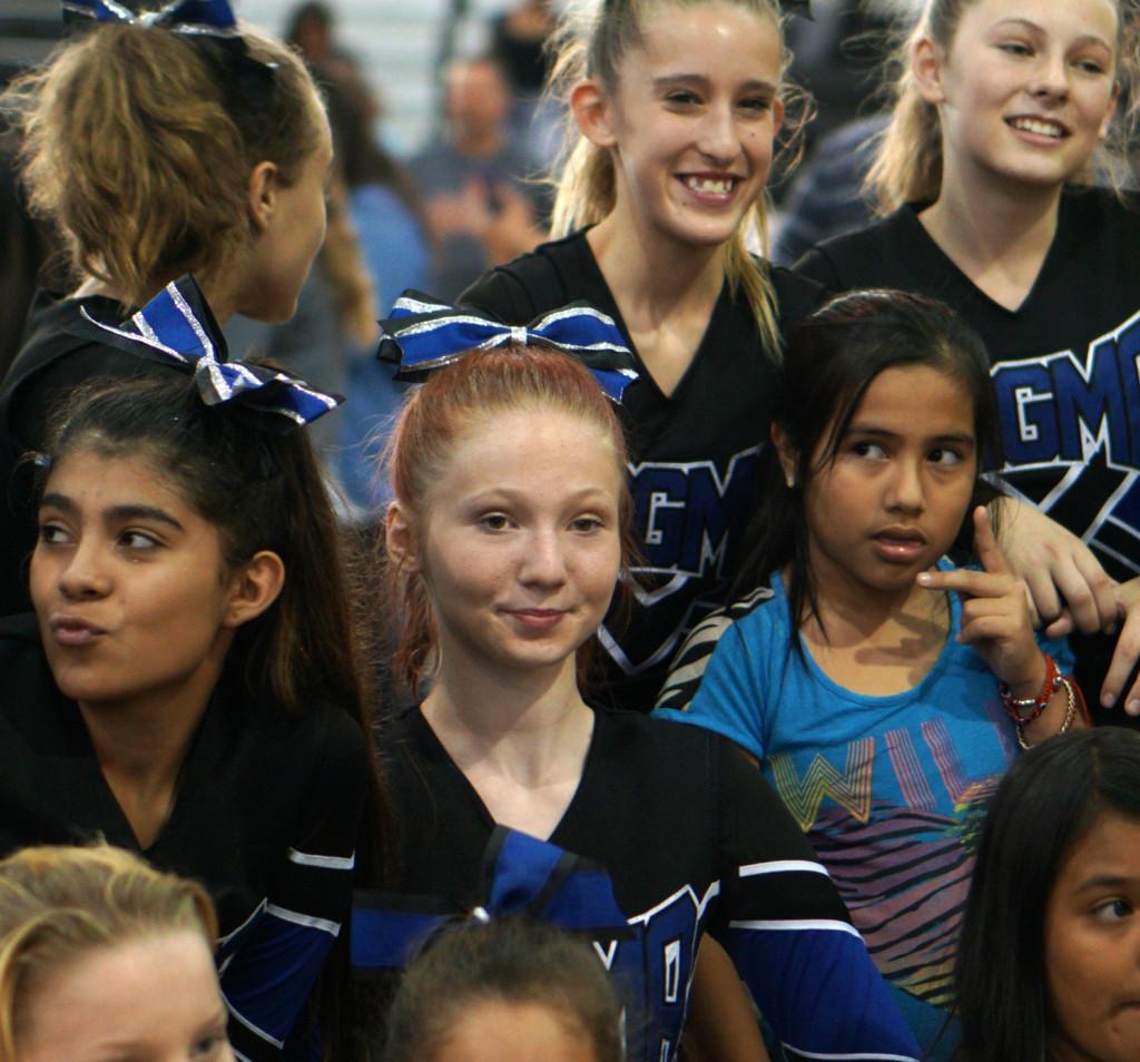 Nell's Cheer Competition PHOTOS
