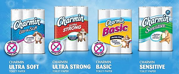 charmin ultra strong vs ultra soft