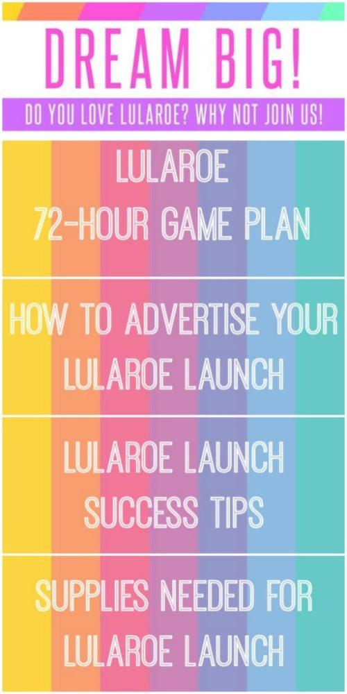 lularoe launch success