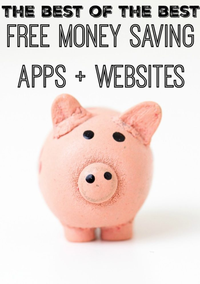 Money Saving Websites and Apps