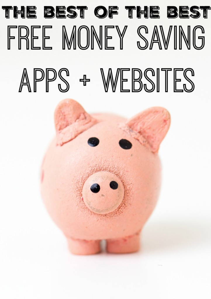 17 Money Saving Websites and Apps
