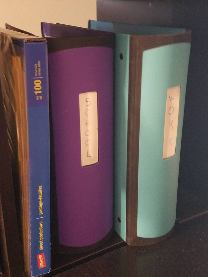 staples brand binders