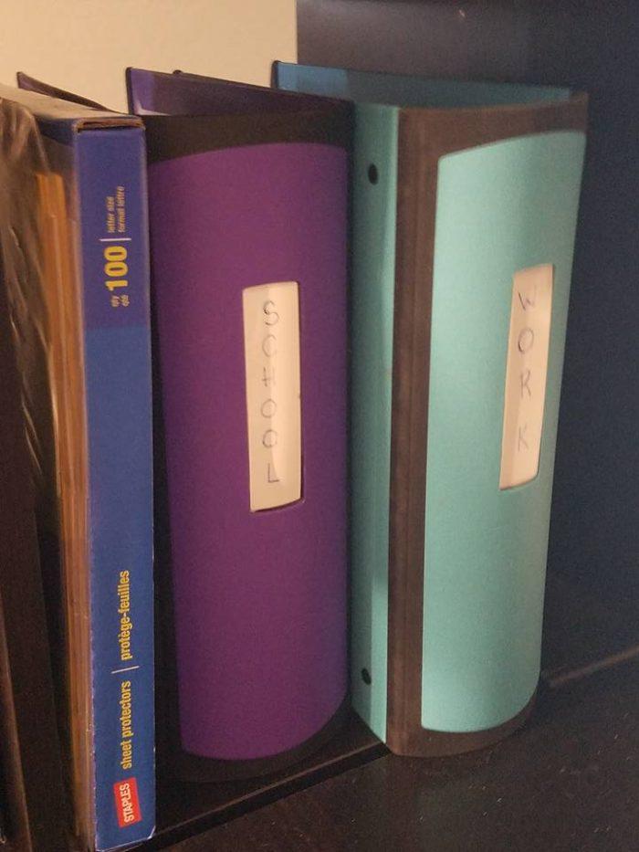 staples brand binders