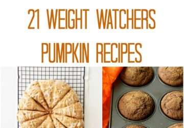 Easy Weight Watchers Pumpkin Recipes