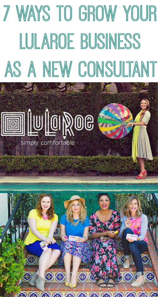 how to grow your lularoe business
