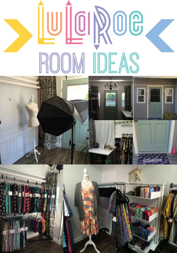 LuLaRooms: LuLaRoe Room Ideas