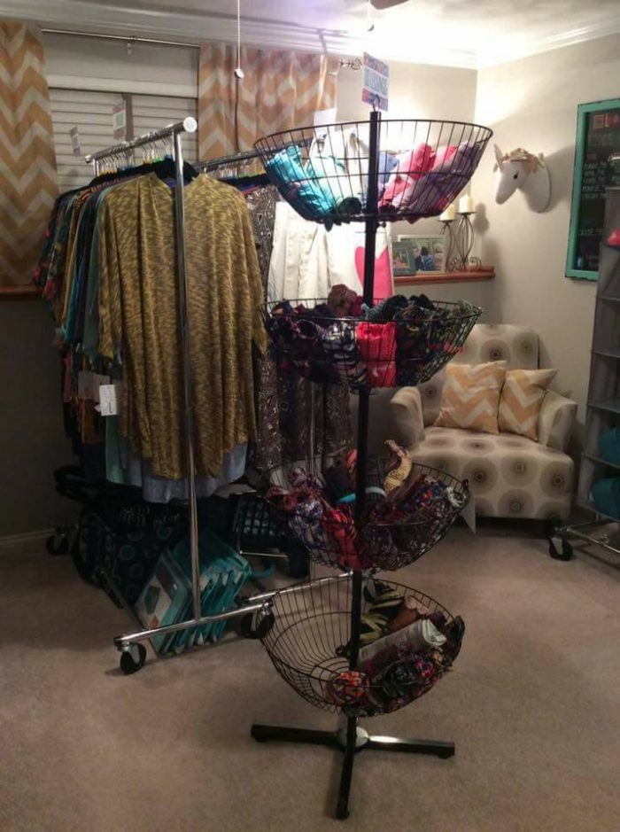 small lularoe room ideas