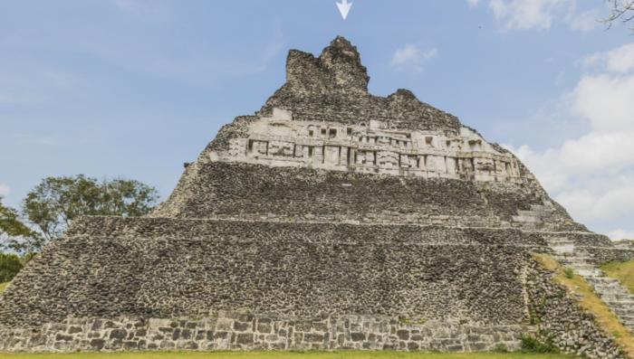 mayan temple virtual tour