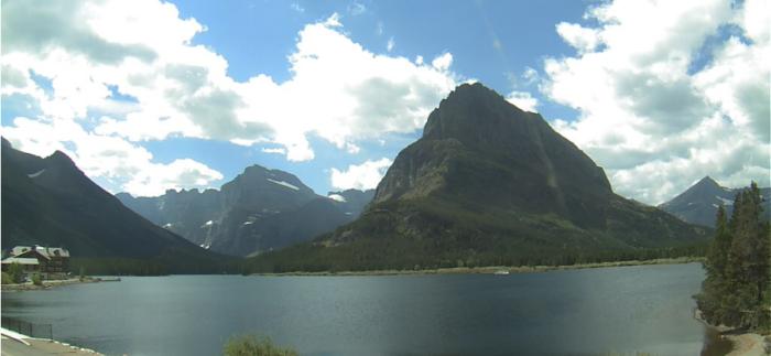 glacier park webcam