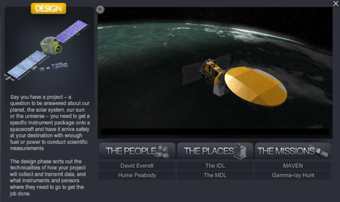 NASA Virtual Tour