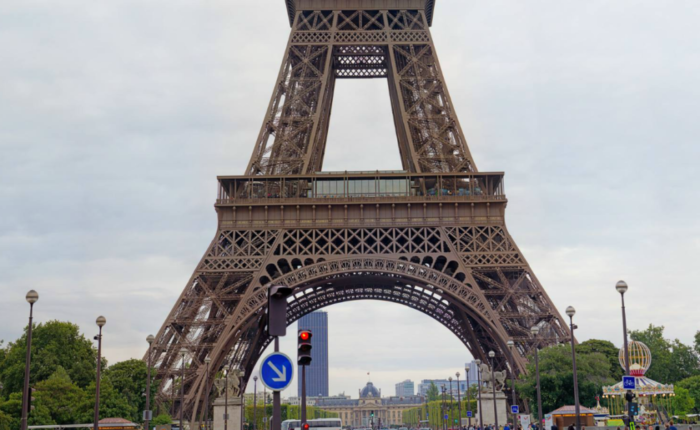 eiffel tower virtual tour