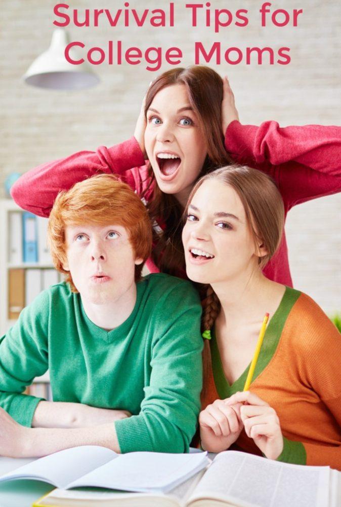 Survival Tips for College Moms P&G CollegeSpeak