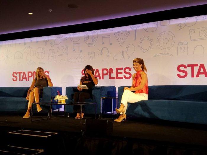Staples Live Panel BlogHer