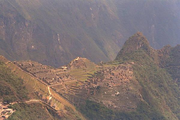 The Inca Trail and Machu Picchu