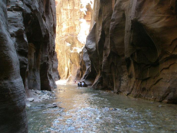 zion national park virtual tour